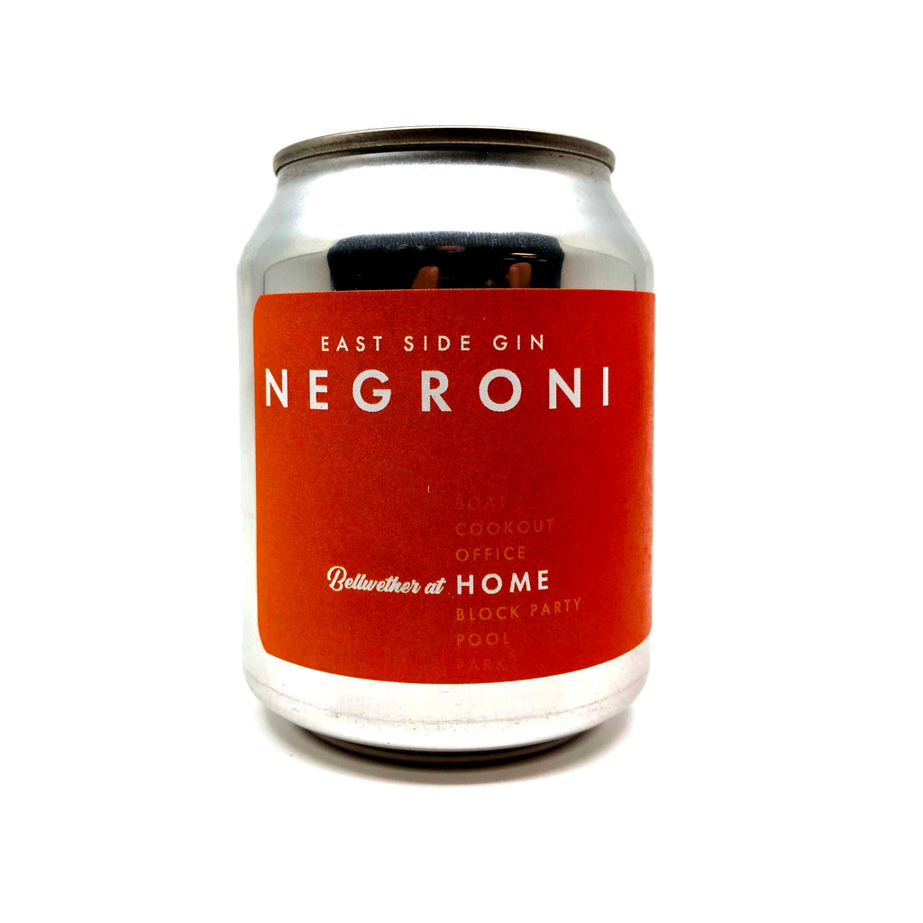 Negroni -  East Side Gin Canned Cocktail