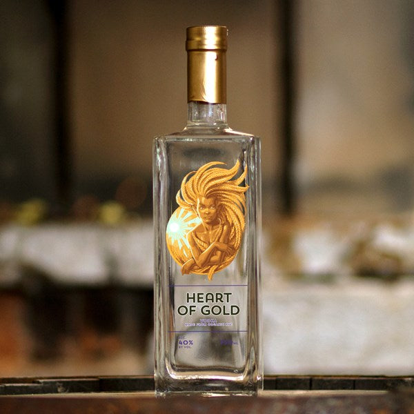 Heart of Gold Vodka