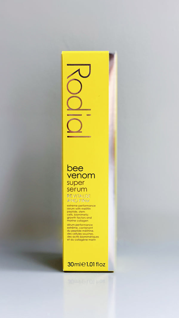 BEE VENOM  SUPER SERUM /  Супер- сыворотка для лица, 30 мл.