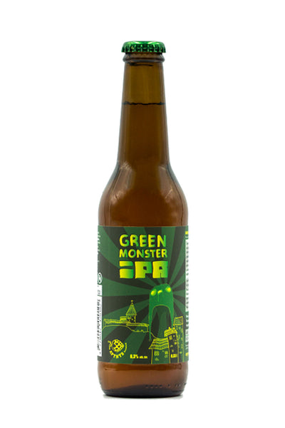 Green Monster IPA alus 0,33 L - Vilniaus alus