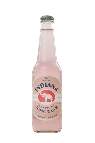 Indiana Pink Grapefruit Tonic Water 0,33 L