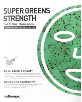SUPER GREENS STRENGTH HYDROJELLY™ MASK (pack of 2)