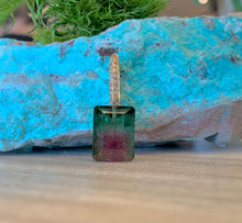 Load image into Gallery viewer, Watermelon Tourmaline Pendant