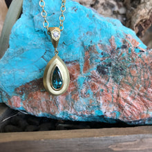 Load image into Gallery viewer, Suzy Landa Tourmaline Pendant