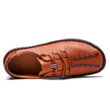 Mickcara Men's AS9516 Slip-on Loafers