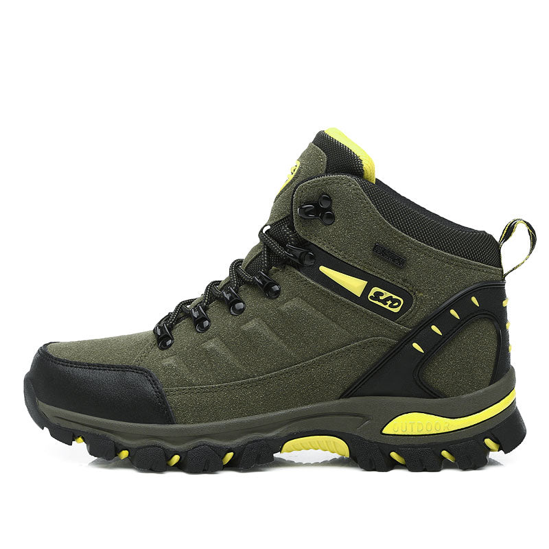 Mickcara Men's Hiking Shoe 8019EZXZ
