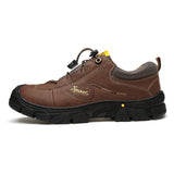 Mcikcara men's lace-up outdoor sneakers 9617