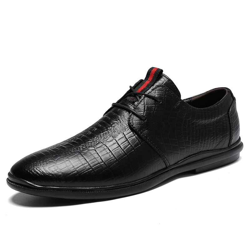 Handmade Genuine Leather Dress Shoes (made by cowihde)H6651