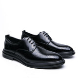 Mickcara Men's A111-1 V3 Oxford Shoe
