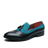 Mickcara Men's 6072 V4 Slip-On Loafer