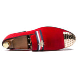 Mickcara Men's Slip-on Loafers 2526RA