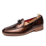 Mickcara Men's Slip-on Loafers 28006