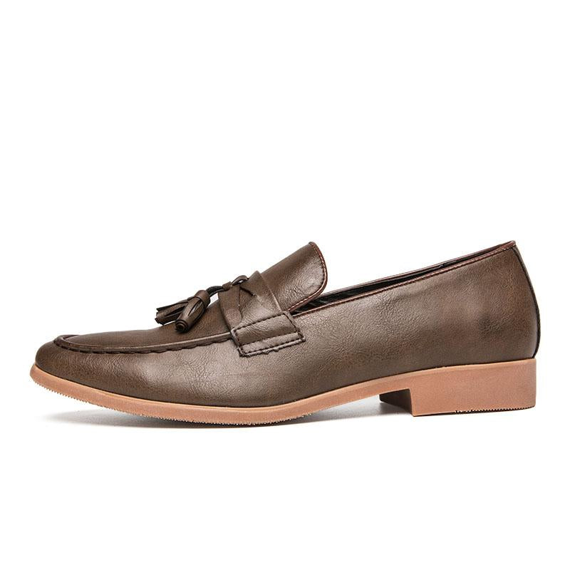 Mickcara Men's Slip-on Loafers 28011YGESA