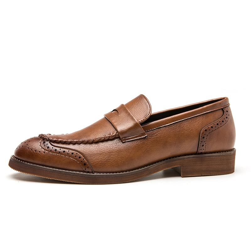 Mickcara Men's Slip-on Loafers 580UGVS