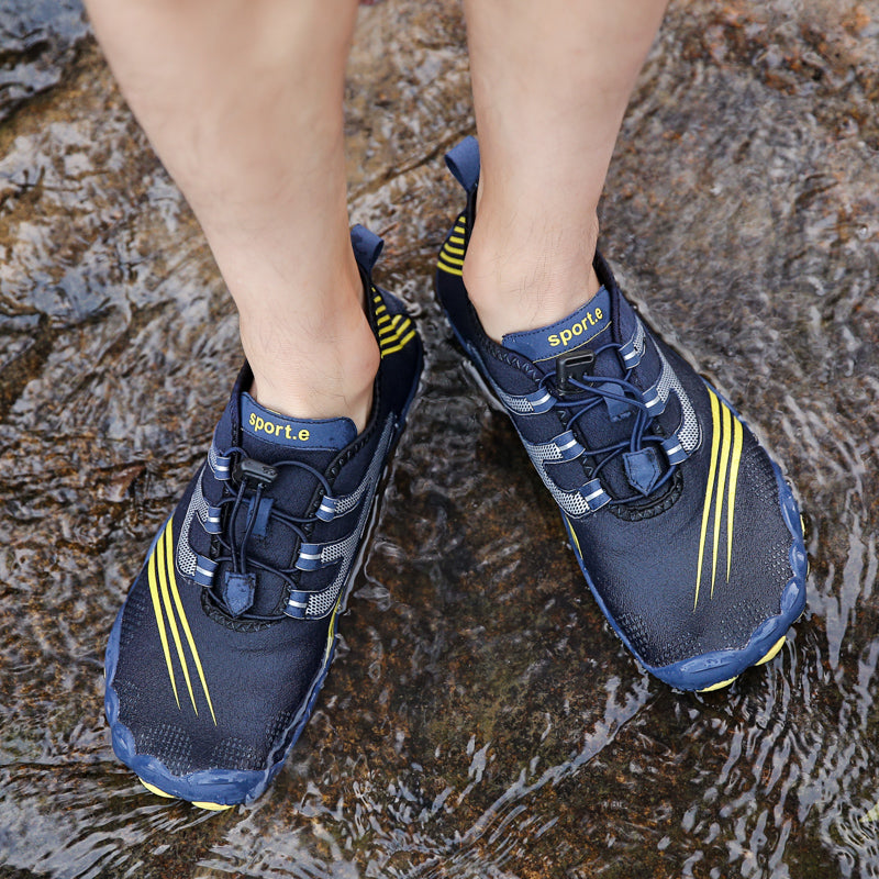 Unisex Minimalist Trail Barefoot Runners Cross Trainers Hiking Shoes