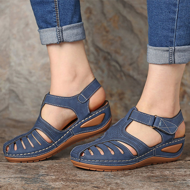 New Wedges Shoes For Women Summer Sandals Gladiator Casual Platform Sandals