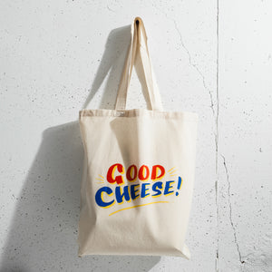 Good Cheese - Tote Bags
