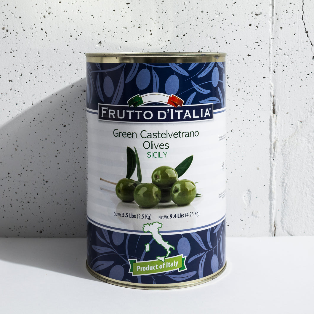 Frutto D'Italia - Green Castelvetrano Olives