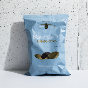 Rubio - Black Caviar - Potato Crisps