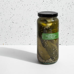 Spade and Spoon - Gordon's Garlic Dill Pickles