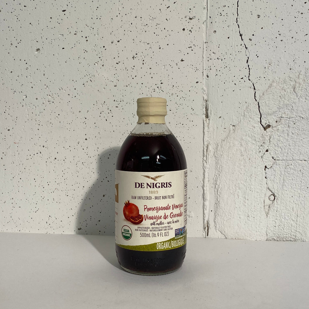De Nigris Raw Pomegranate Vinegar