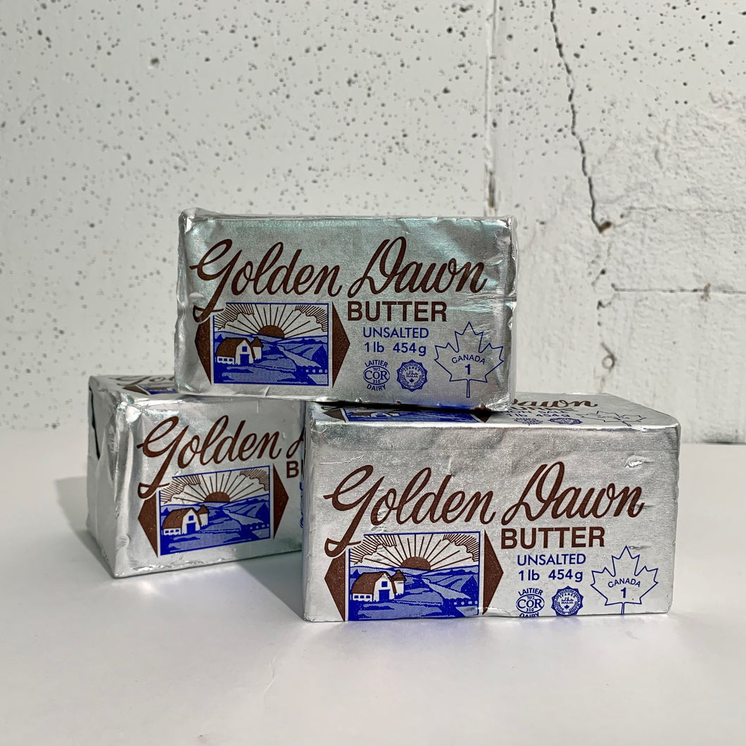 Alliston Creamery - Golden Dawn - Unsalted Butter