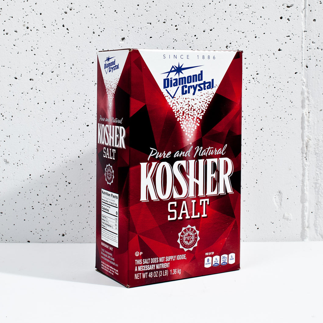 Diamond Crystal - Kosher Salt