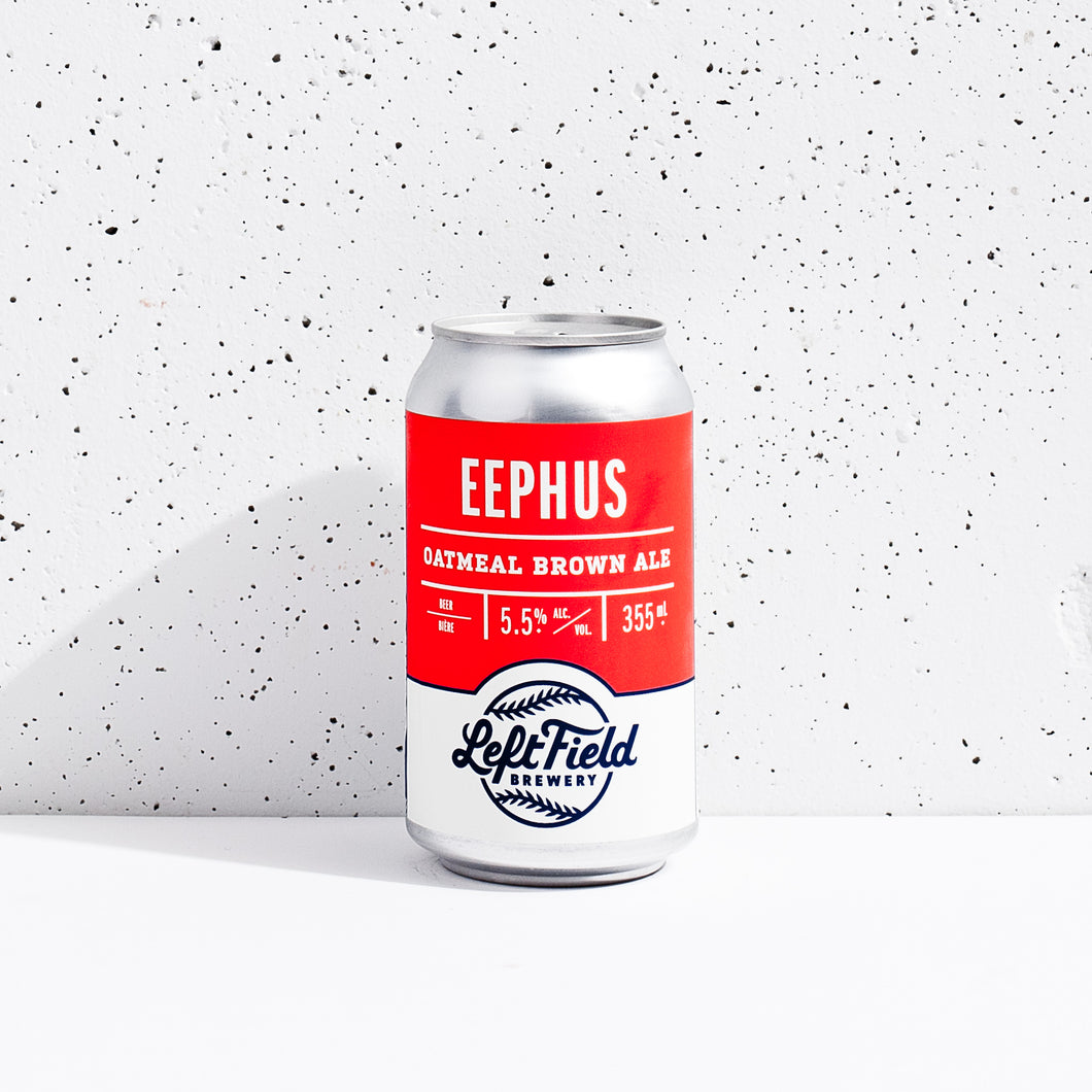 Left Field Brewery - Eephus - Oatmeal Brown Ale