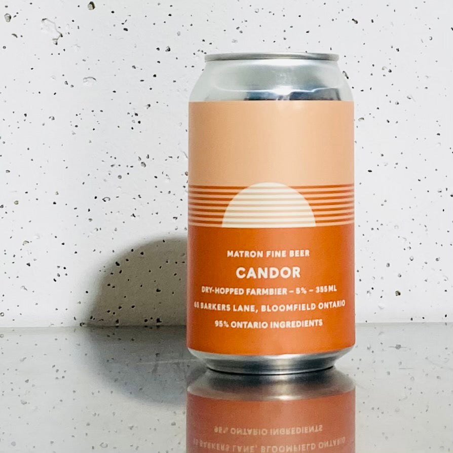Matron Fine Beer - Candor - Dry-Hopped Farmbier