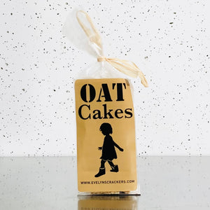 Evelyn's Oat Cakes