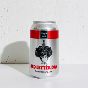 Tooth and Nail -  Red Letter Day - IPA