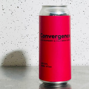Kensington Brewing Co. - Convergence Raspberry & Coldbrew Sour