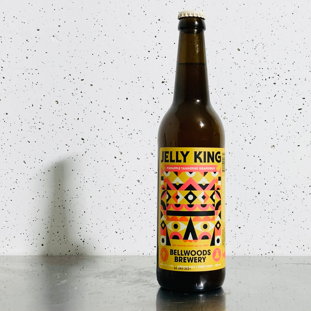 Bellwoods - Pineapple Tangerine Grapefruit Jelly King