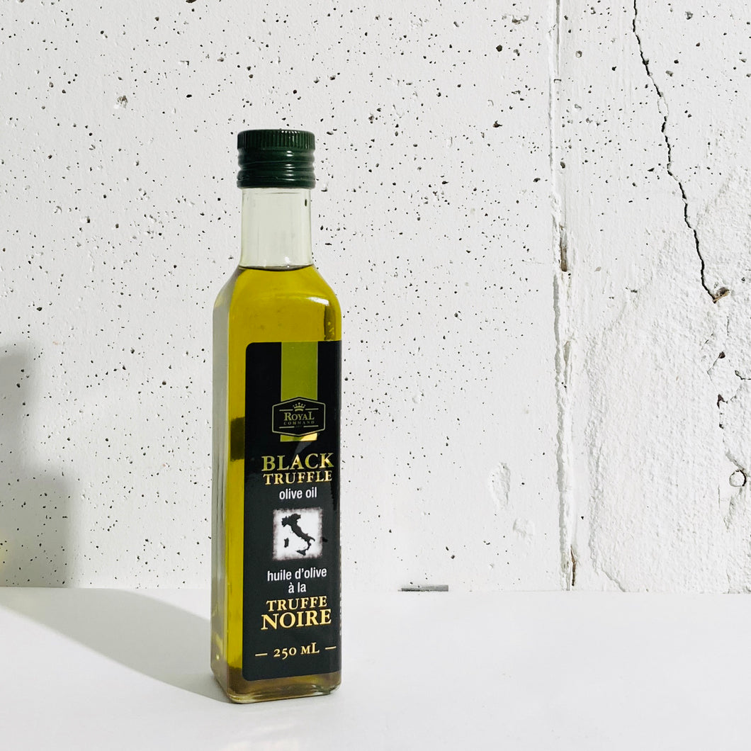 Royal Command - Black Truffle Olive Oil