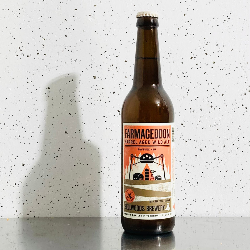Bellwoods - Farmageddon No. 16 - Barrel Aged Wild Ale