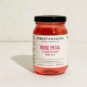 Provisions Food Company - Rose Petal & Gewurztraminer Jelly