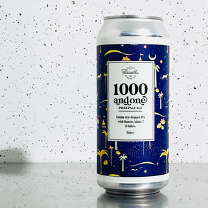 Fairweather - 1000 and One IPA