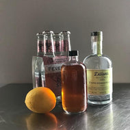 Gin and Housemade Tonic Kit