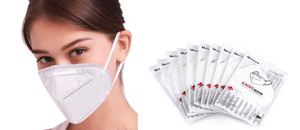 McCons KN95 Face mask- CE Certified