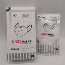 Load image into Gallery viewer, mccons kn95 face mask