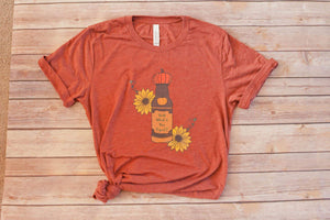Pumpkin Drink  t-shirt