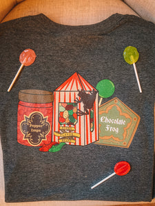 Honeydukes Holiday Short-Sleeve Unisex T-Shirt