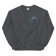 Load image into Gallery viewer, Florcrux Diadem Unisex Sweatshirt