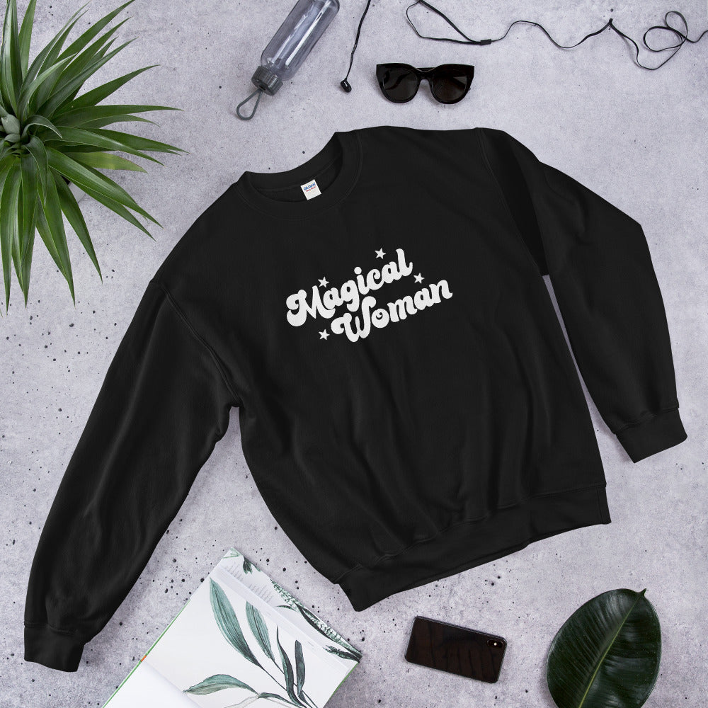 Magical Woman Sweatshirt