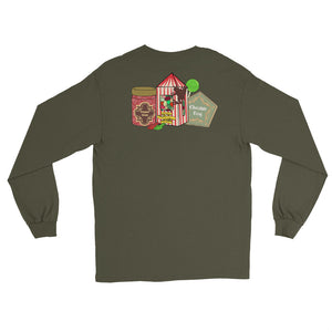 Honeydukes Holiday Men's Long Sleeve Shirt