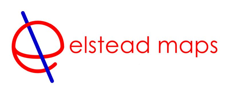 Elstead Maps logo