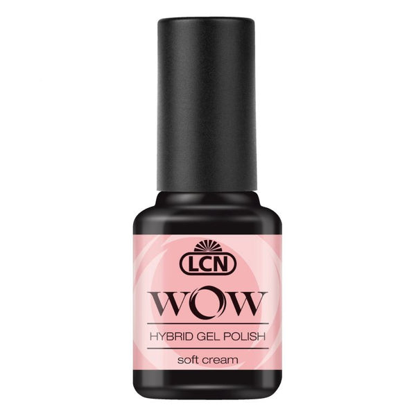 WOW Hybrid Gel Polish Soft Cream 8ml - Purelien