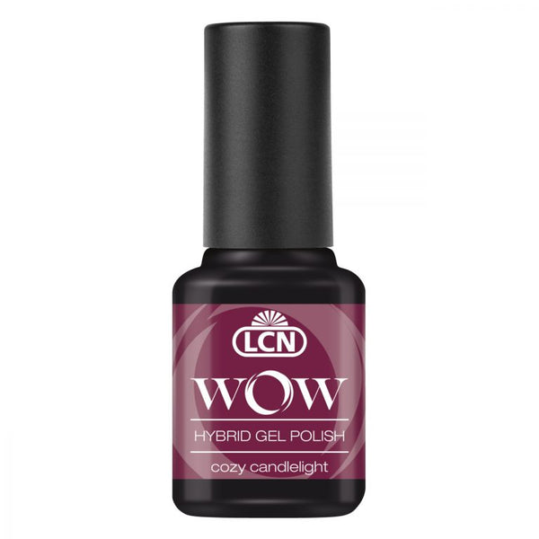WOW Hybrid Gel Polish Cozy Candlelight 8ml - Purelien