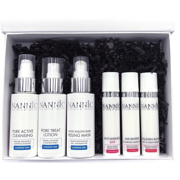 Limited Edition Essential Beauty Box (5 Nannic bestsellers) - Purelien