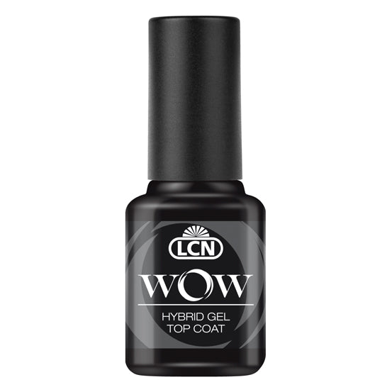 WOW Hybrid Gel Top Coat Shine 8ml - Purelien